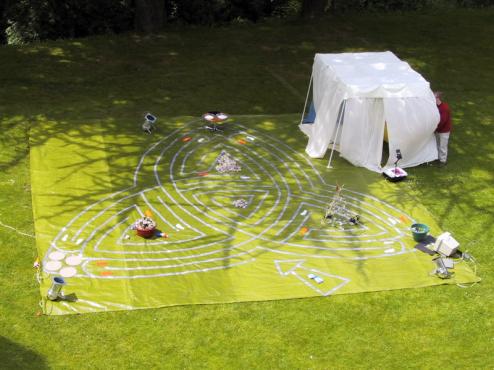 Labyrinth mission 2