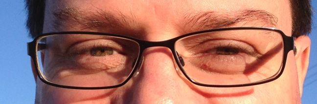 Mark eyes