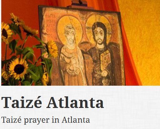 Taize Atlanta