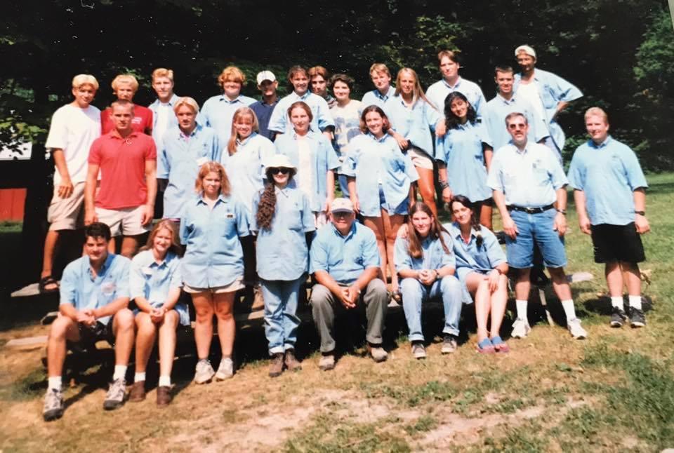 Group Camp 98